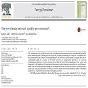 شبکه جهانی تجارت و محیط زیست