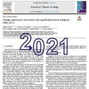 غیرفعال سازی حرارتی و آزمایش مبتنی بر تکثیر اسید نوکلئیک  برای SARS-CoV-2