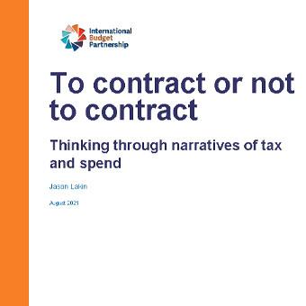قرارداد ببندیم یا نبندیم: نگرش از طریق روایت مالیات و هزینه