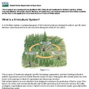 سیستم جنگلداری چیست؟