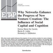 چرا  شبکه ها پیشرفت ایجاد سرمایه گذاری جدید را بهبود می بخشند؟