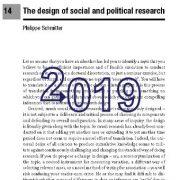 طراحی تحقیقات اجتماعی و سیاسی
