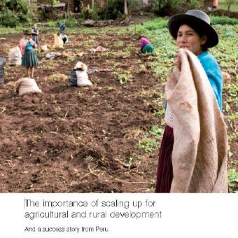 بررسی توسعه و بهبود پروژهها به منظور توسعه مناطق روستایی و کشاورزی